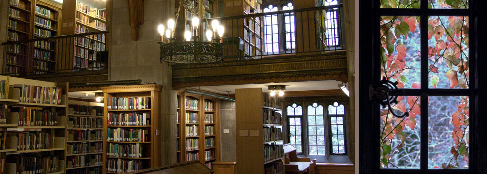 Stacks - Emmanuel College Library