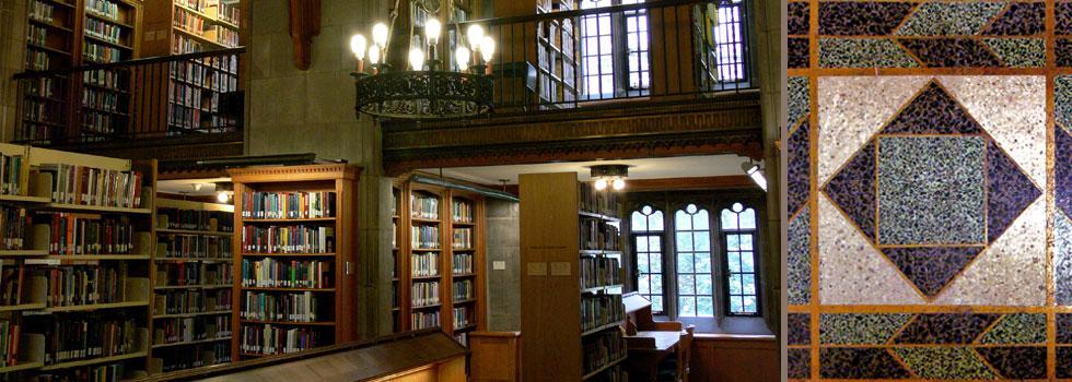 Stacks - Emmanuel College Library