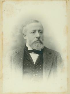 Portrait of Mario Pratesi