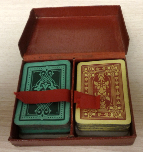 Deck of Cards, circa 1950s