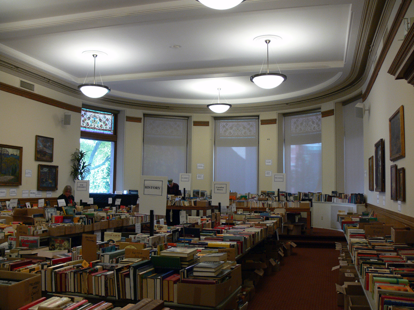 Vic Book Sale 2013