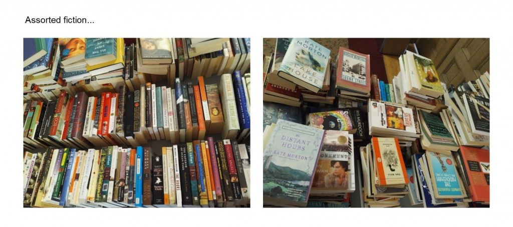 assorted fiction