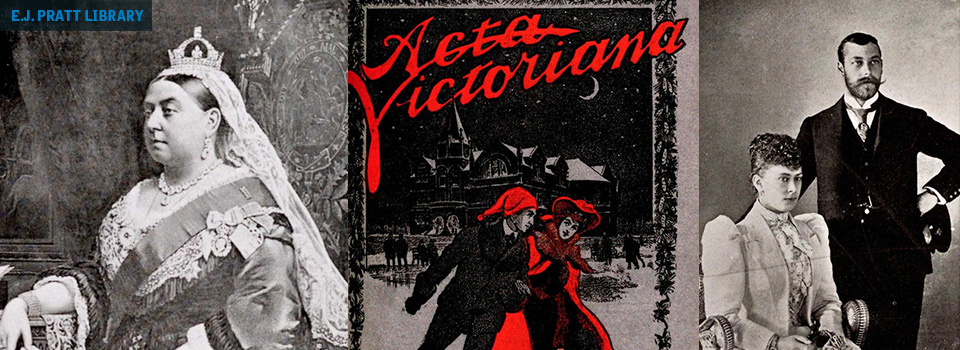 image of Acta Victoriana