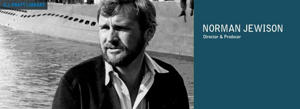 Still photograph of Norman Jewison.