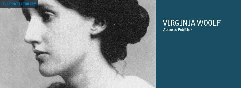 Portrait of Virginia Woolf by George Charles Beresford, 1902.