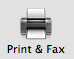 Mac wireless colour printing step one
